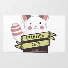 Champion Cute Rug