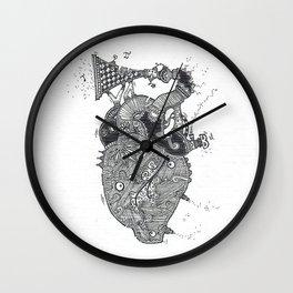 Emotional Sound Wall Clock