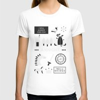 ouat T-shirts featuring OUAT - A Knight by Redel Bautista