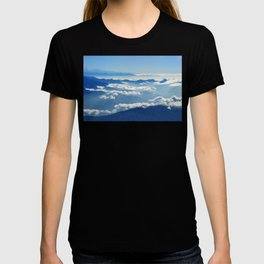 Mountains and Clouds in Nepal T-shirt