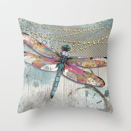 This Is Your Time To Glow Throw Pillow