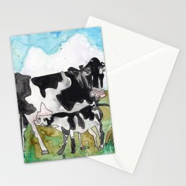 Cow Mommy Stationery Cards