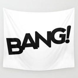 BANG! Wall Tapestry