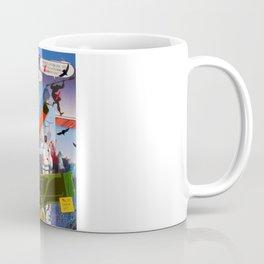 Essence Of Life · Zwischenwelten · Transfer & Dream 4c Coffee Mug