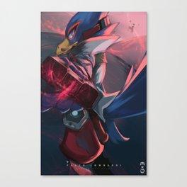 Falco Canvas Print
