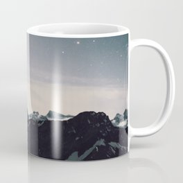 mountain # 3 Coffee Mug