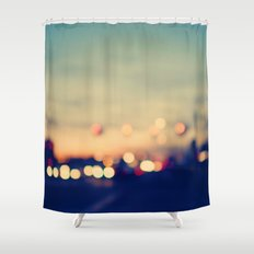 We're only young once Shower Curtain