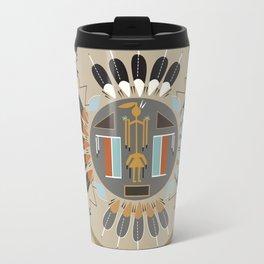 American Native Pattern No. 115 Travel Mug