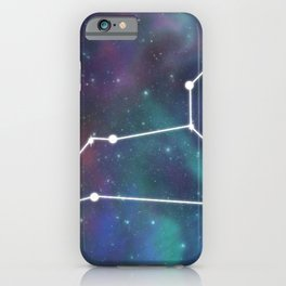 LEO (ASTROLOGICAL SIGN) iPhone Case
