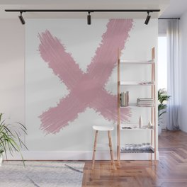 x marks the spot Wall Mural
