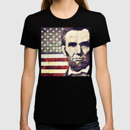 Patriot President Abraham Lincoln T-shirt