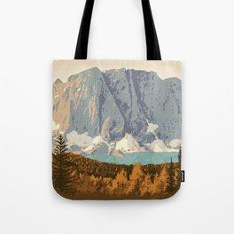 Kootenay National Park Tote Bag