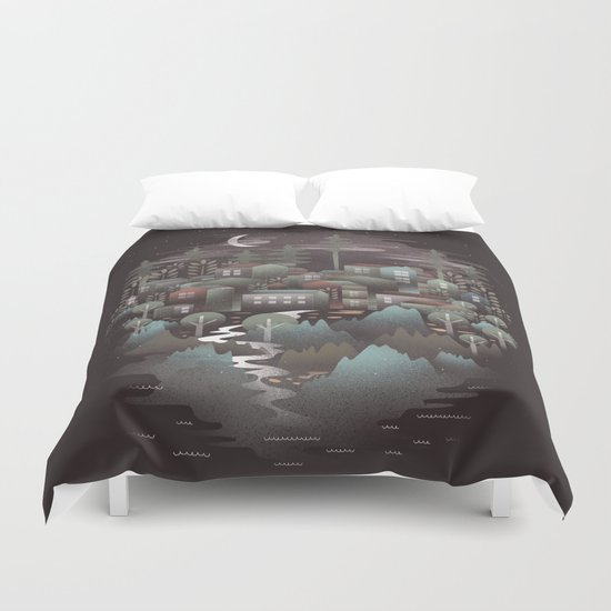 The North Duvet Cover