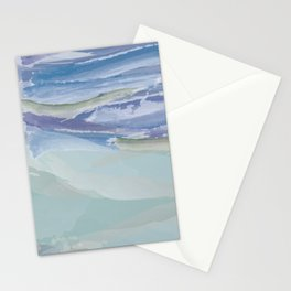 Sky & Sea Stationery Cards