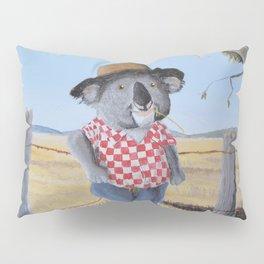 Aussie Koala Pillow Sham