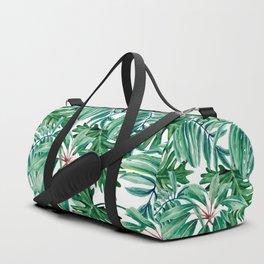 Tropical jungle Duffle Bag