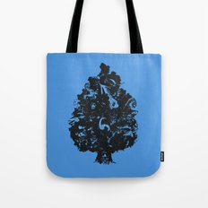 Adventures in Cryptozoology Tote Bag