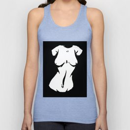 Straight and Narrow Unisex Tank Top