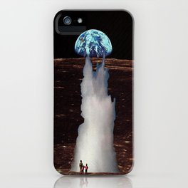 ERUTNEVDA iPhone Case
