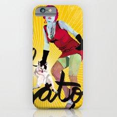 El gato iPhone 6s Slim Case