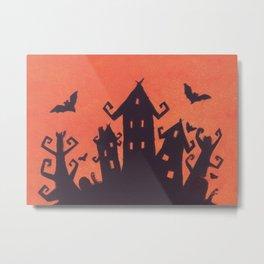 Halloween cl17 Metal Print