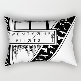 Stay Alive - ToP Rectangular Pillow