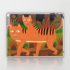 Two-headed Cat Laptop & iPad Skin