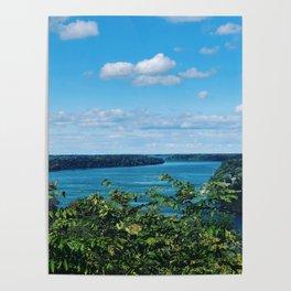 Niagara River Poster