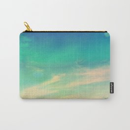 Ombre sky Carry-All Pouch