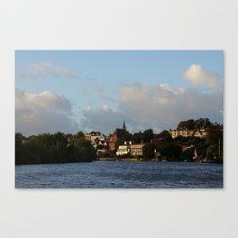 River Dee Canvas Print