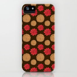 Autumn Melody iPhone Case