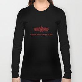 Everybody deserves Long Sleeve T-shirt