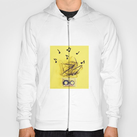 Mix Tape (ANALOG ZINE) Hoody