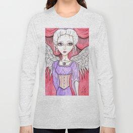 Steampunk Angel Long Sleeve T-shirt