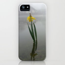 I want to be a water-lily when I grow up iPhone Case
