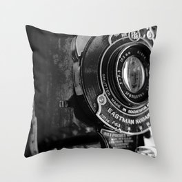anastigmat Throw Pillow