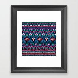 Aztec Forever Framed Art Print
