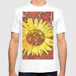 :: Sunflower Wishes :: T-shirt