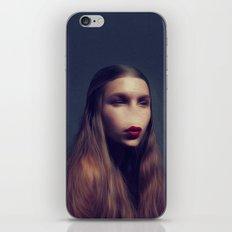 It Was You My Alien Beauty  iPhone & iPod Skin