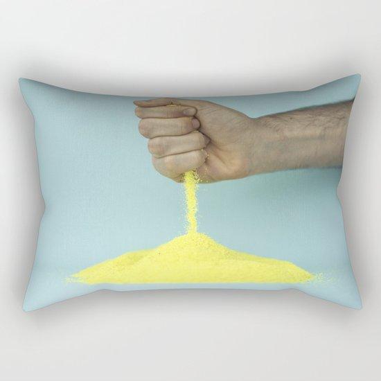 The weatherman Rectangular Pillow