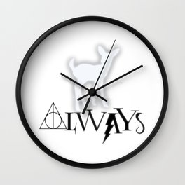 ALWAYS 001 Wall Clock