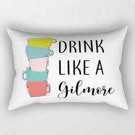 Drink like a... Rectangular Pillow