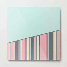 Candyman Cotton Candy in Menthol Variant Metal Print