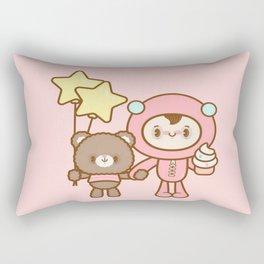 Sweet Friendship Rectangular Pillow