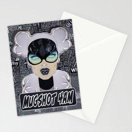 MUGSHOT 4AM Stationery Cards