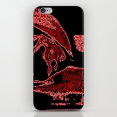 Scary Selphie the Second iPhone & iPod Skin