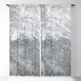 Muted Blackout Curtain