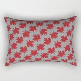 Canadian Pattern Rectangular Pillow