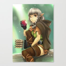 Dem Appless Canvas Print