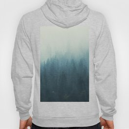 Into The Misty Nature - Turquoise II Hoody